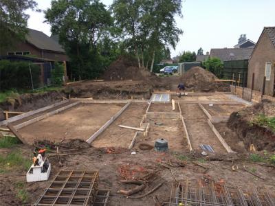 Nieuwbouw woning in Groet