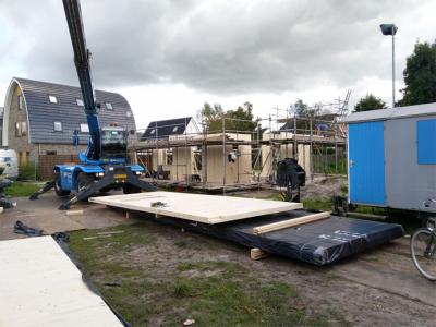 Nieuwbouw woning in Schoorl