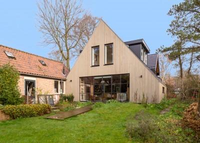 Aanbouw woonhuis, Schoorl